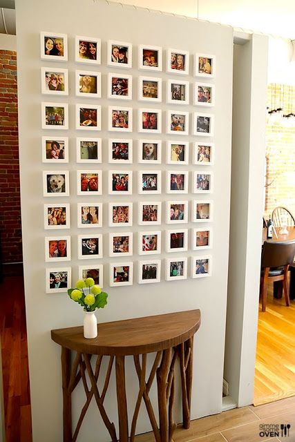 Ideas de decoraci n con fotograf as for Decoracion con fotografias