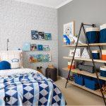 decoracion de habitacion en color azul para ninos (2)