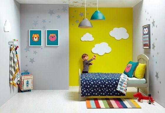 Ideas de decoraci n para la habitaci n de los ni os - Dormitorios infantiles para nino ...