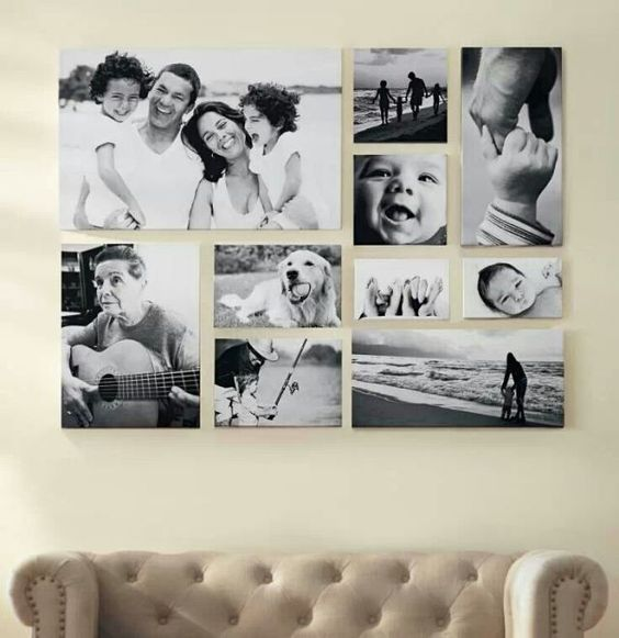 fotografias en la pared de la sala (1)