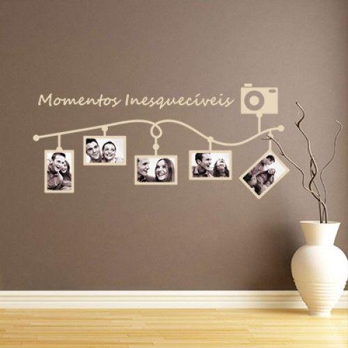 fotos familiares sobre la pared sin marco (3)