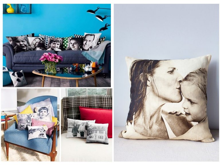 ideas de decoracion con fotografias