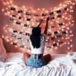 ideas para decorar la pared con fotos familiares (3)
