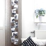 ideas para decorar la pared con fotos familiares (5)