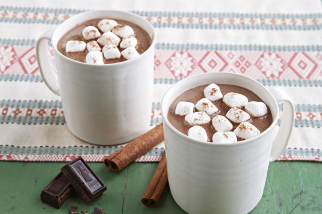 ingredientes para chocolate con bombones para el dia de reyes magos