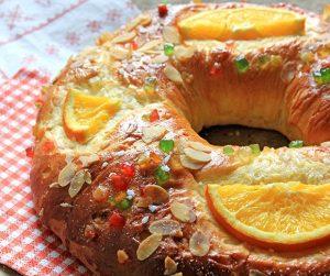 ingredientes para la rosca tradicional para el dia de reyes