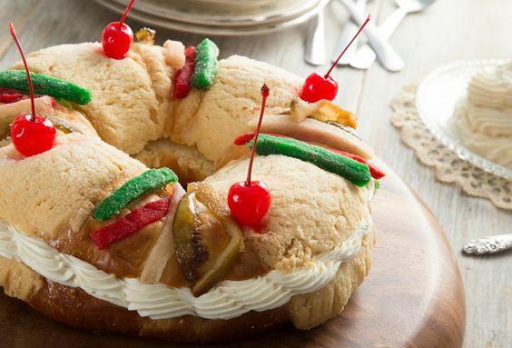las mejores fotos de rosca de reyes y bebidas para acompanar la rosca este 6 de enero (3)