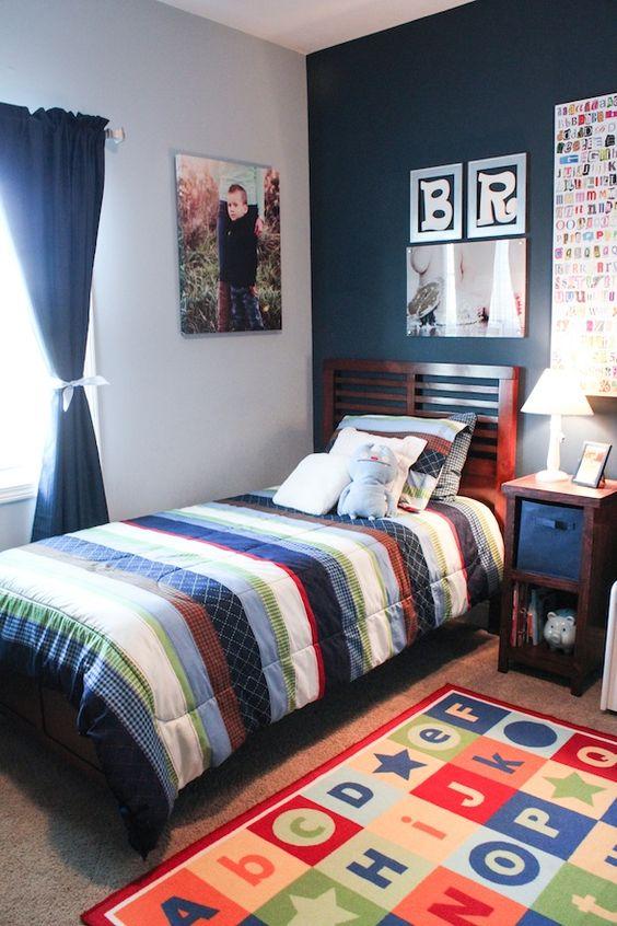 las mejores ideas para decorar cuartos para ninos varones (2)
