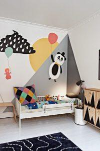 las mejores ideas para decorar cuartos para ninos varones (3)