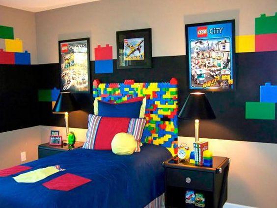 las mejores ideas para decorar cuartos para ninos varones (8)