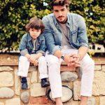 las mejores ideas para vestir a papa e hijo iguales