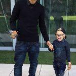 las mejores ideas para vestir a papa e hijo iguales (2)