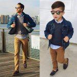 las mejores ideas para vestir a papa e hijo iguales (3)
