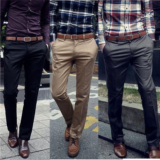 Moda otoño - invierno para hombres