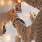 pinzas para la decoracion con fotografias