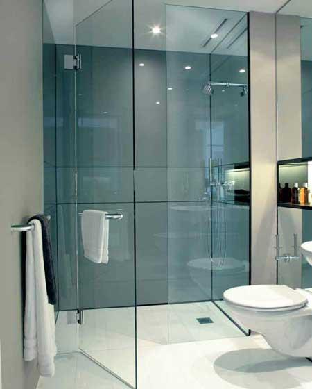 puerta clasica para baños