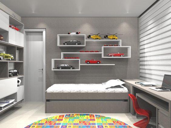 Ideas de decoraci n para la habitaci n de los ni os - Habitaciones infantiles ninos 2 anos ...