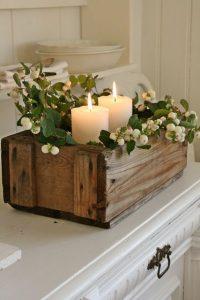 velas para decorar el baño