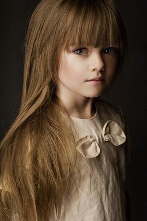 Cortes de cabello largo para niñas