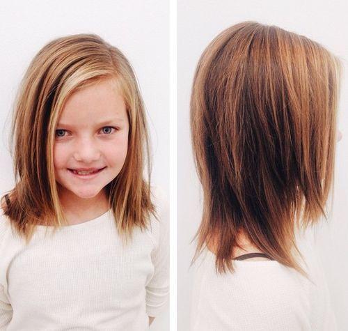 Cortes de cabello para niña