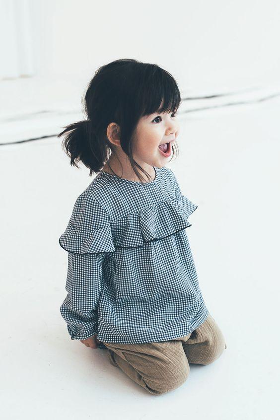 Cortes de cabello para niña de 2 años