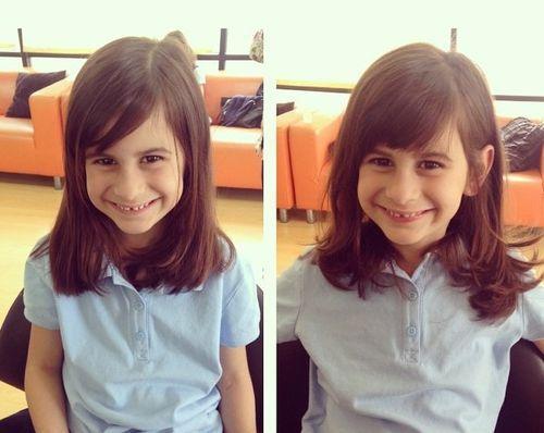 Cortes de cabello para niña de 7 años