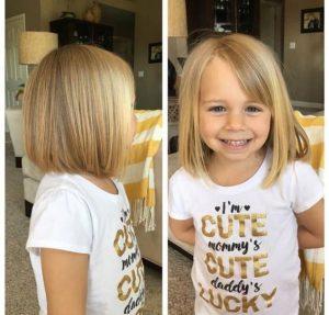 Cortes de cabello para niñas