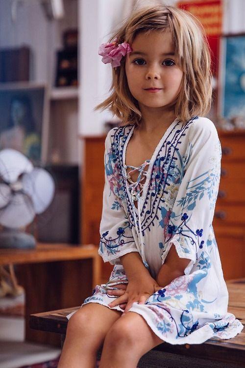 Cortes de cabello para niñas 2017 modernos