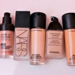 base de maquillaje para mujeres