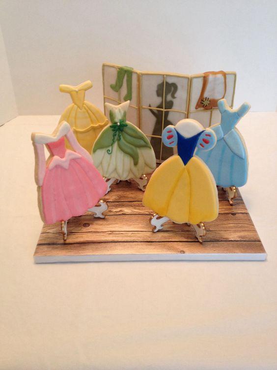 Bocadillos para fiesta de princesas
