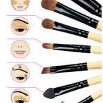 brochas para un kit de maquillaje (2)