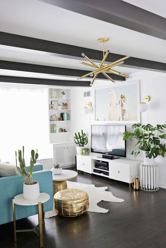 Casas modernas interior
