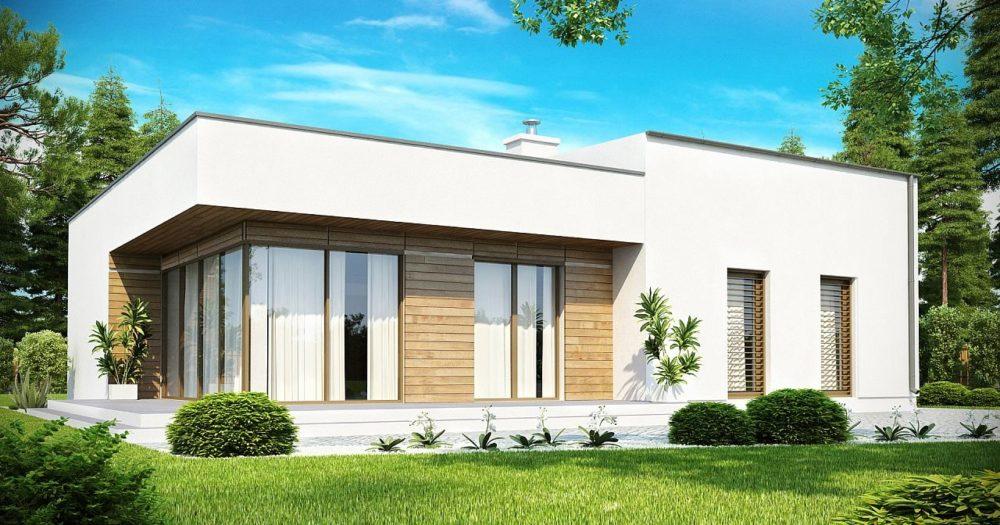 Casas modernas prefabricadas