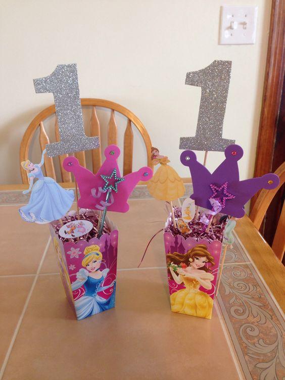 centros de mesa de princesas (1)