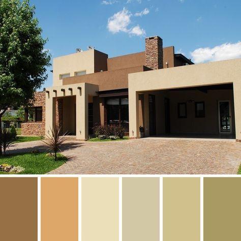 Colores para exteriores