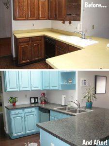 Como pintar encimeras de la cocina curso de organizacion - Pintar encimera cocina ...