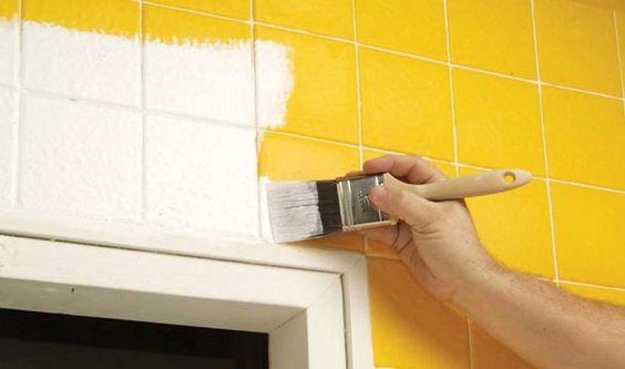 como pintar los viejos azulejos de la cocina (2)