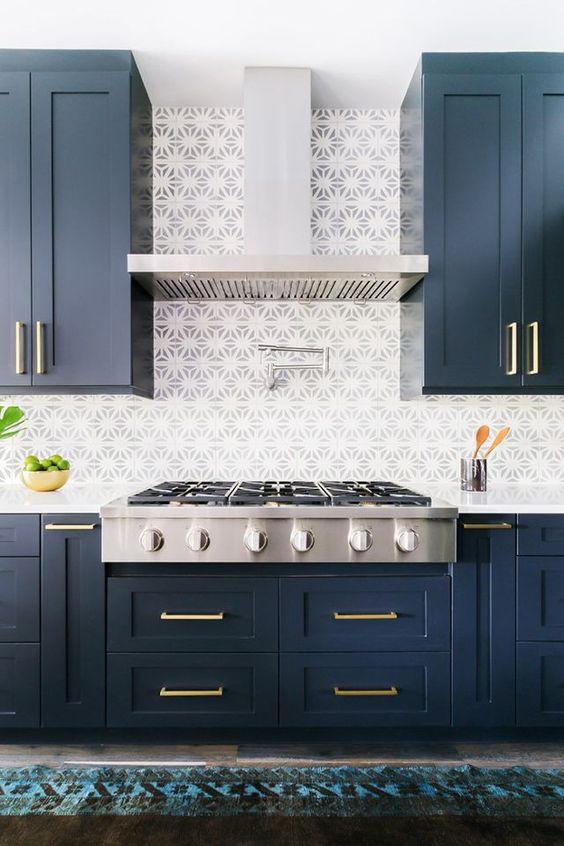 Ideas de decoraci n y como renovar la cocina - Pintar azulejos cocina ...