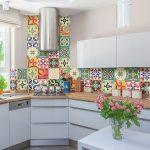 como renovar la cocina agregando plantas (2)