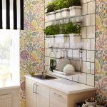 como renovar la cocina agregando plantas (3)