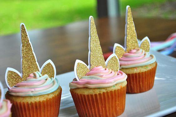 cupcakes de unicornio (4)
