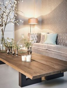 Decoración de interiores modernos 2018: tendencias