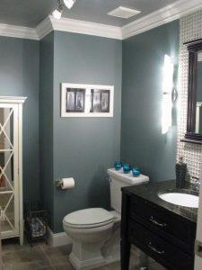 Decoración de interiores pintura y colores