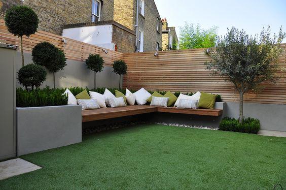 decoracion de jardines modernos