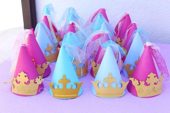 Detalles personalizados con temática princesas Disney