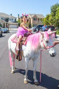 Detalles personalizados para fiesta infantil de unicornio