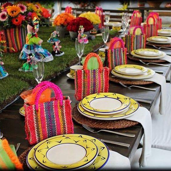 Detalles personalizados para fiesta mexicana