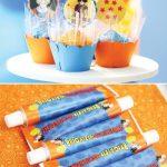 Detalles personalizados para fiestas infantiles de goku