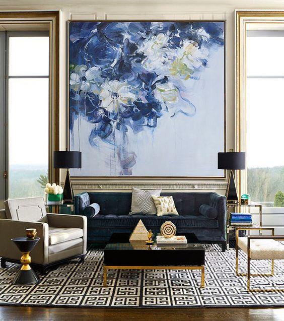 Salas modernas 2019 de 200 fotos e ideas de decoraci n y for Disenos de muebles para sala modernos