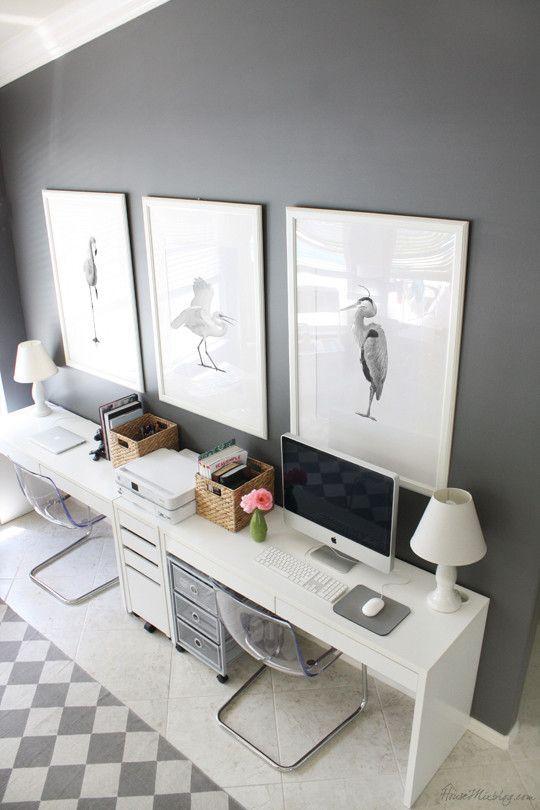 Diseños de oficinas modernas